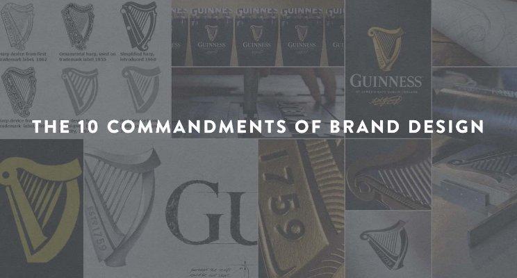 THE 10 COMMANDMENTS OF BRAND DESIGN