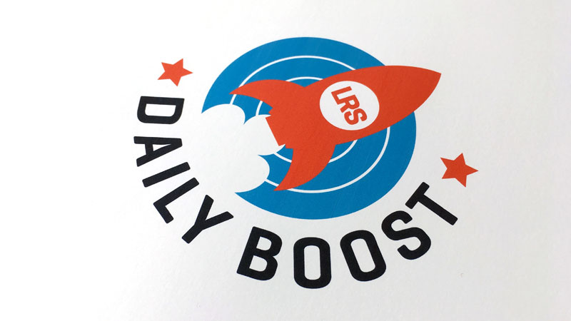 LRS DAILY BOOST LOGO